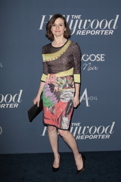 Hollywood Reporter Oscar Nominees Night 2012