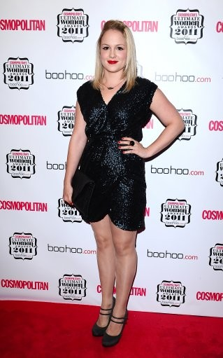 Kimberley Nixon arriving for the Cosmopolitan Ultimate Women Awards at Banqueting House, Whitehall, London.