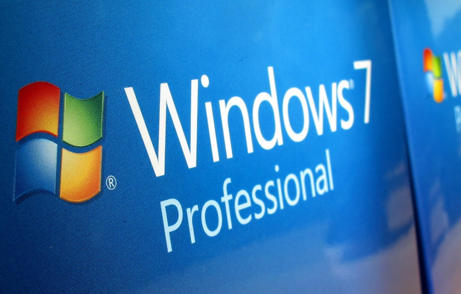 Microsoft Windows 7 Operating System