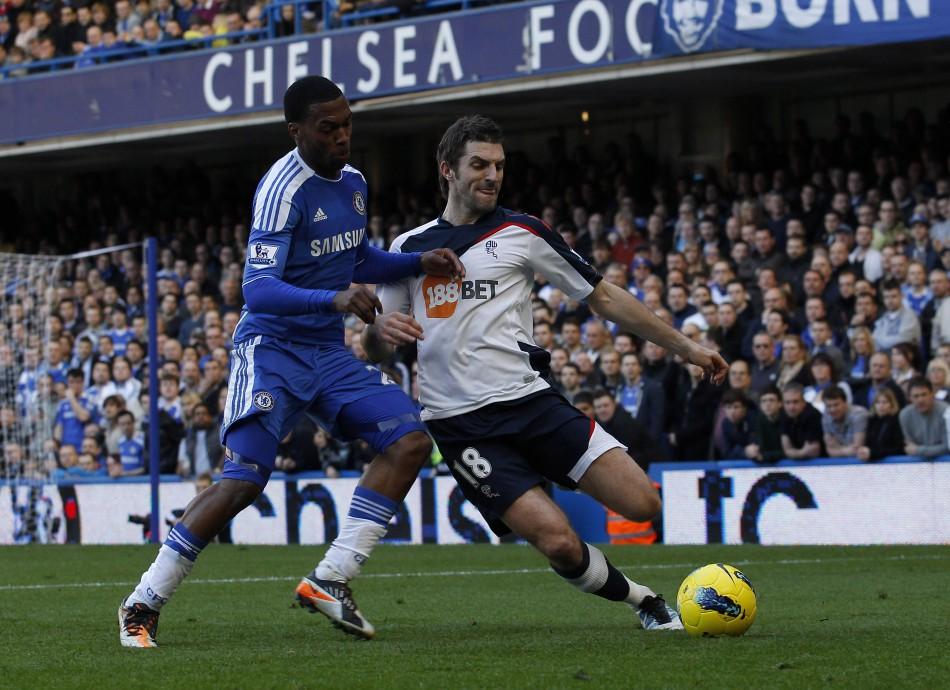 Chelsea Vs. Bolton Wanderers