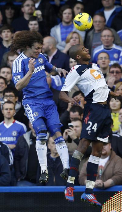 Chelsea vs. Bolton