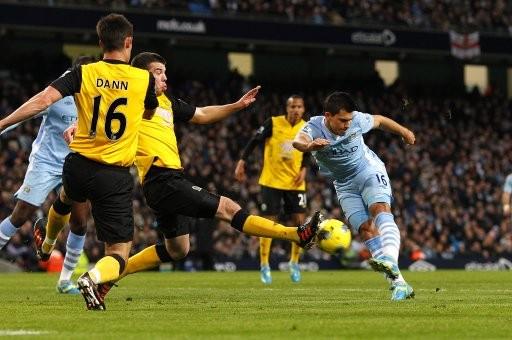 Soccer - Barclays Premier League - Manchester City v Blackburn Rovers - Etihad Stadium