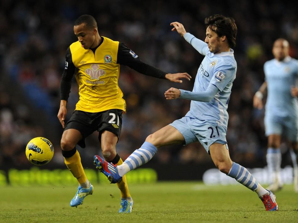 Barclays Premier League - Manchester City v Blackburn Rovers - Etihad Stadium