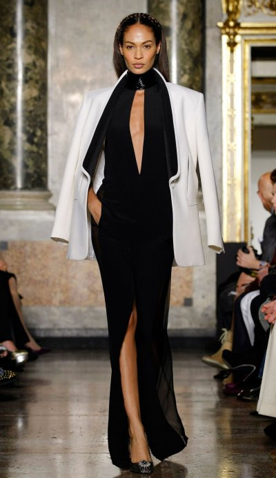 Milan Fashion Week Highlight Emilio Puccis Striking Androgynous Collection