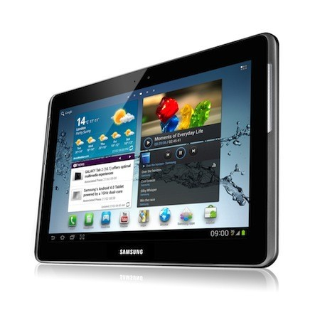 Samsung Galaxy Tab 2 (10.1) is an update to its Galaxy Tab flagship and would be running on Ice Cream Sandwich with Samsung's TouchWiz UI skin.
