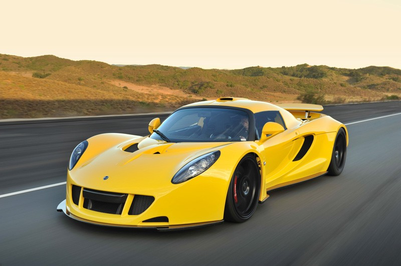 Official Site Hennessey Venom GT