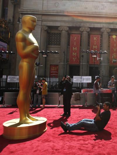 Oscar Awards 2012