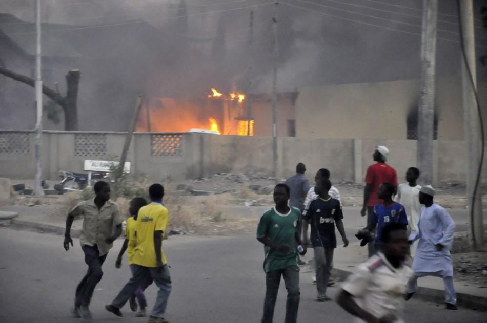 Boko Haram bomb Kano