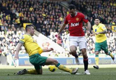 Norwich City vs. Manchester United
