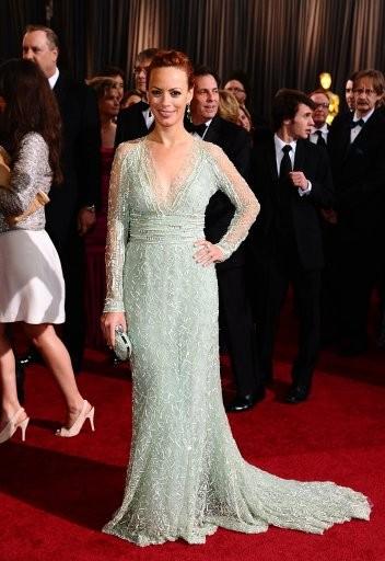 Oscars 2012 Red Carpet Best Dressed