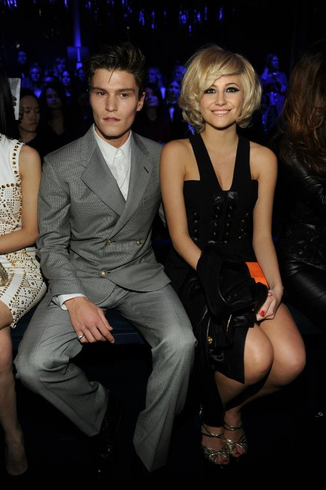Celebrities, Fashionistas and Front Row Guests at 2012 Milan Fashion Week