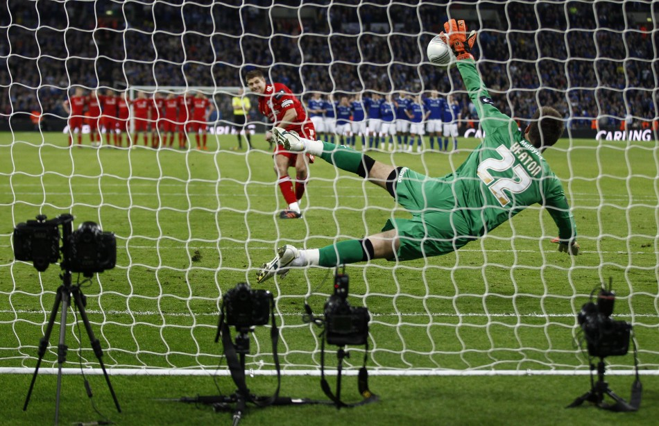 Liverpool Win Carling Cup 2012 On Penalties Despite