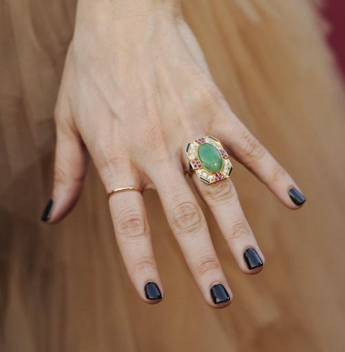 Kristen Wiigs ring