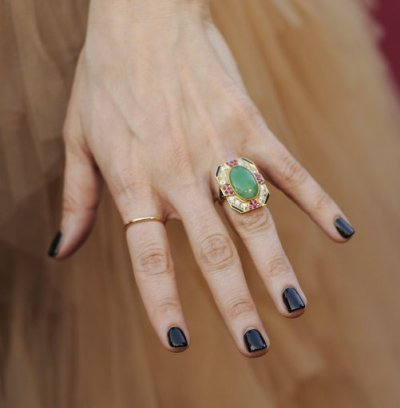 Kristen Wiigs ring