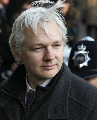 WikiLeaks' Julian Assange Blasts Obama via Video Speech on UN