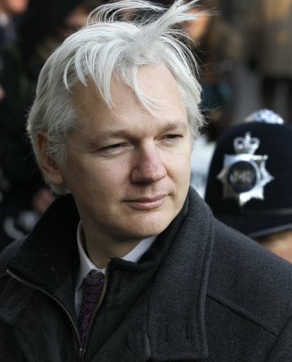 WikiLeaks' Julian Assange Blasts Obama via Video Speech on UN