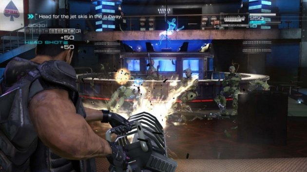 Binary Domain - Squad Based Shooter