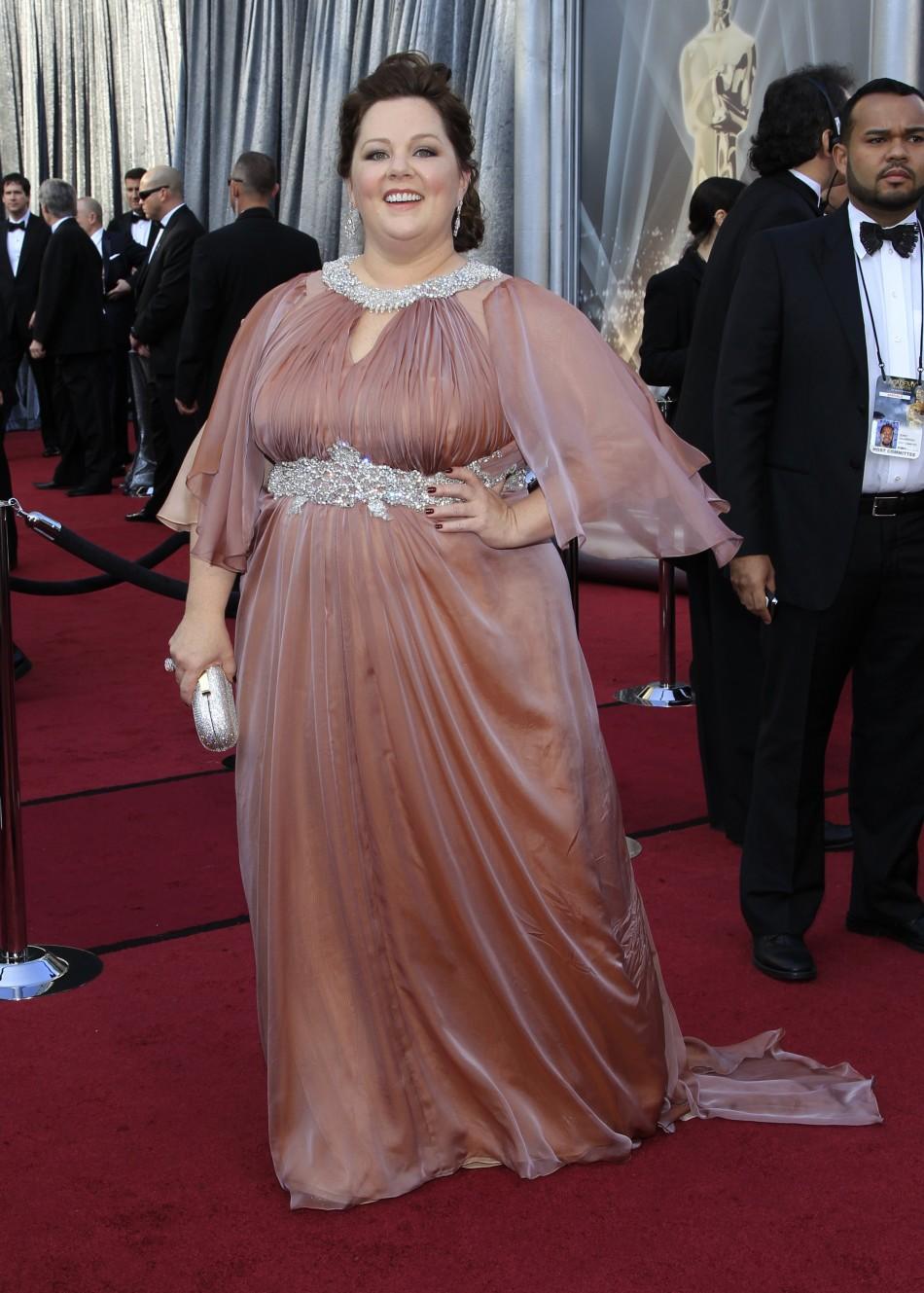 Melissa McCarthy Oscars 2012
