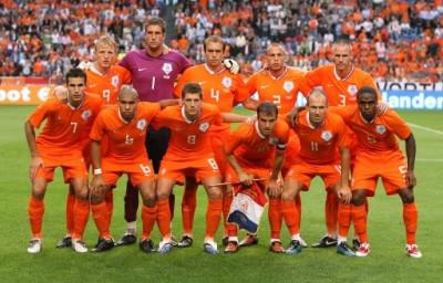 Soccer - International Friendly - Holland v England - Amsterdam ArenA -  12 Aug 2009