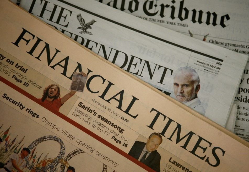 Pearson FT Financial Times