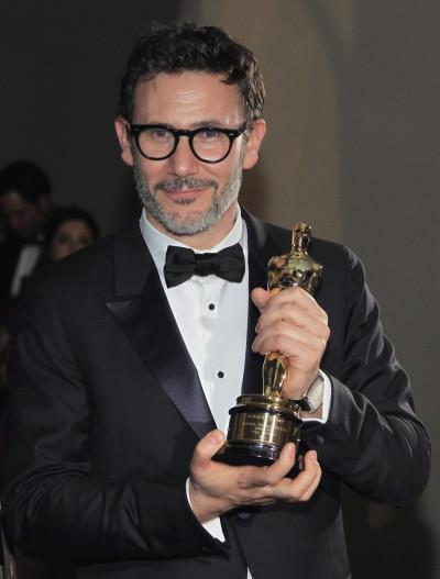 French Director, Michel Hazanavicius