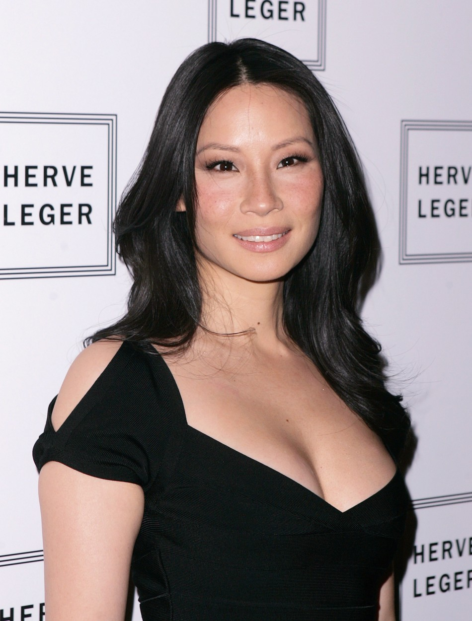 Actress Lucy Liu and George Clooney used to date