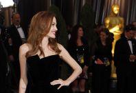 Angelina Jolie Oscars 2012