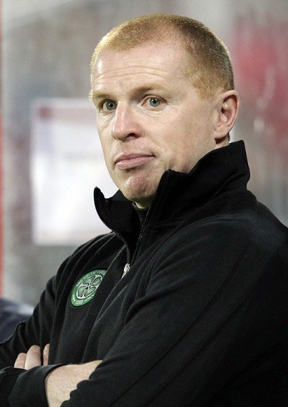 Celtic manager Neil Lennon was the target of bomb plot (Reuters)