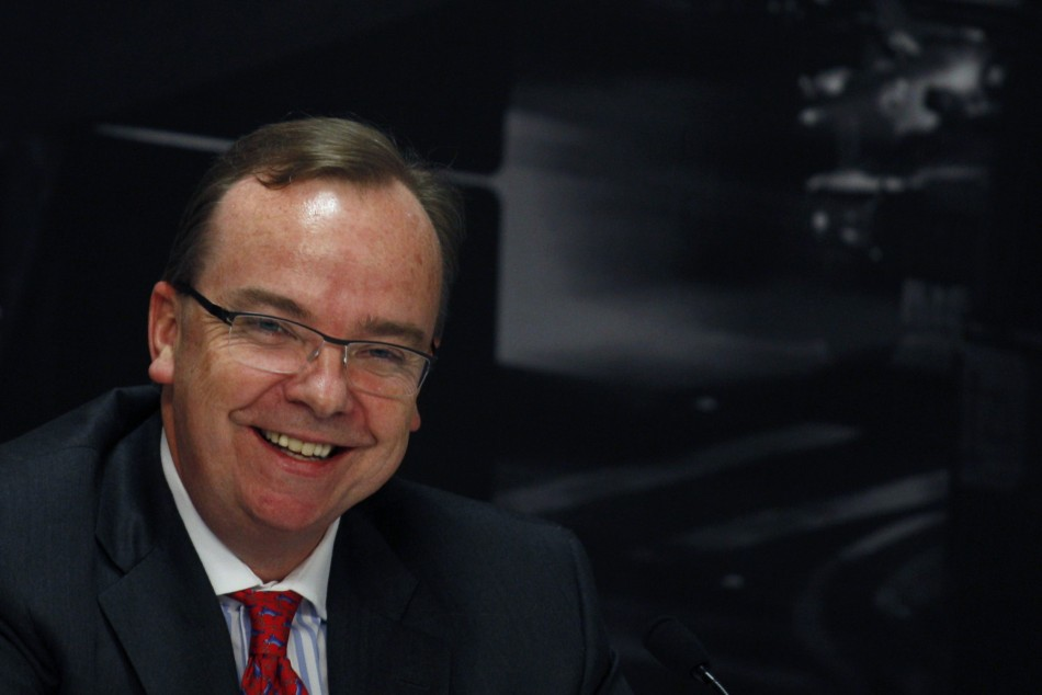 HSBC chief executive Stuart Gulliver pocketed £7.2m pay package in 2011