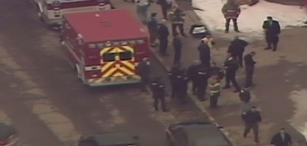 There are reports at least four people have been injured (WKYC)