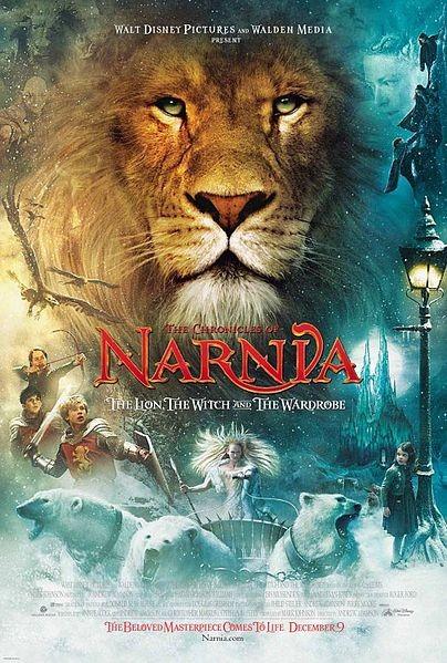 'The Chronicles of Narnia' 2006 Winner