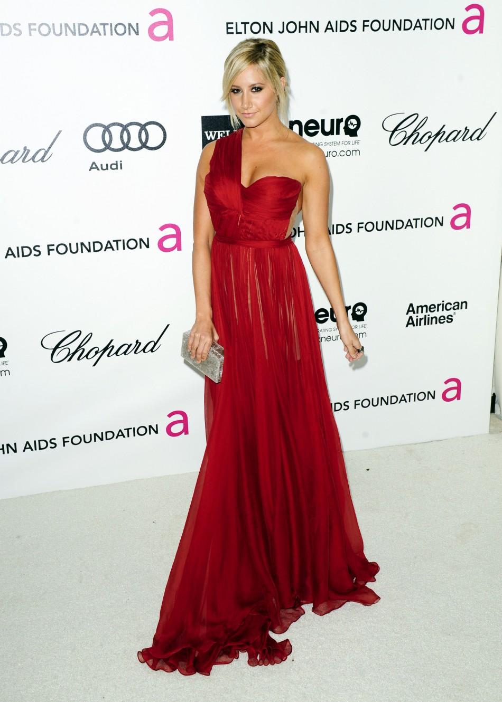 Actress Ashley Tisdale