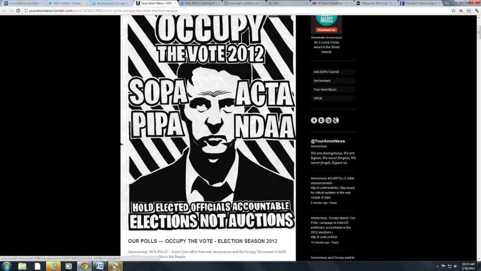 Occupy Poll