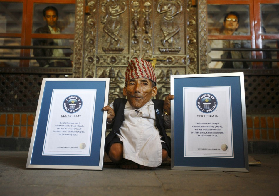 World's Shortest Man