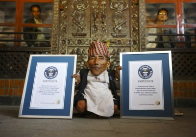 Worlds Shortest Man