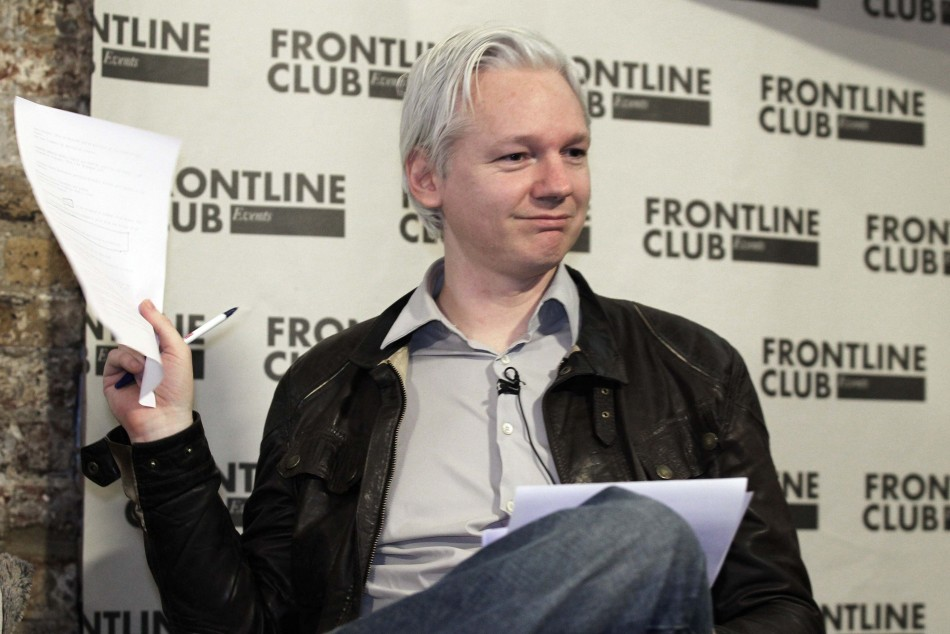 Julian Assange Plans To Run For Election