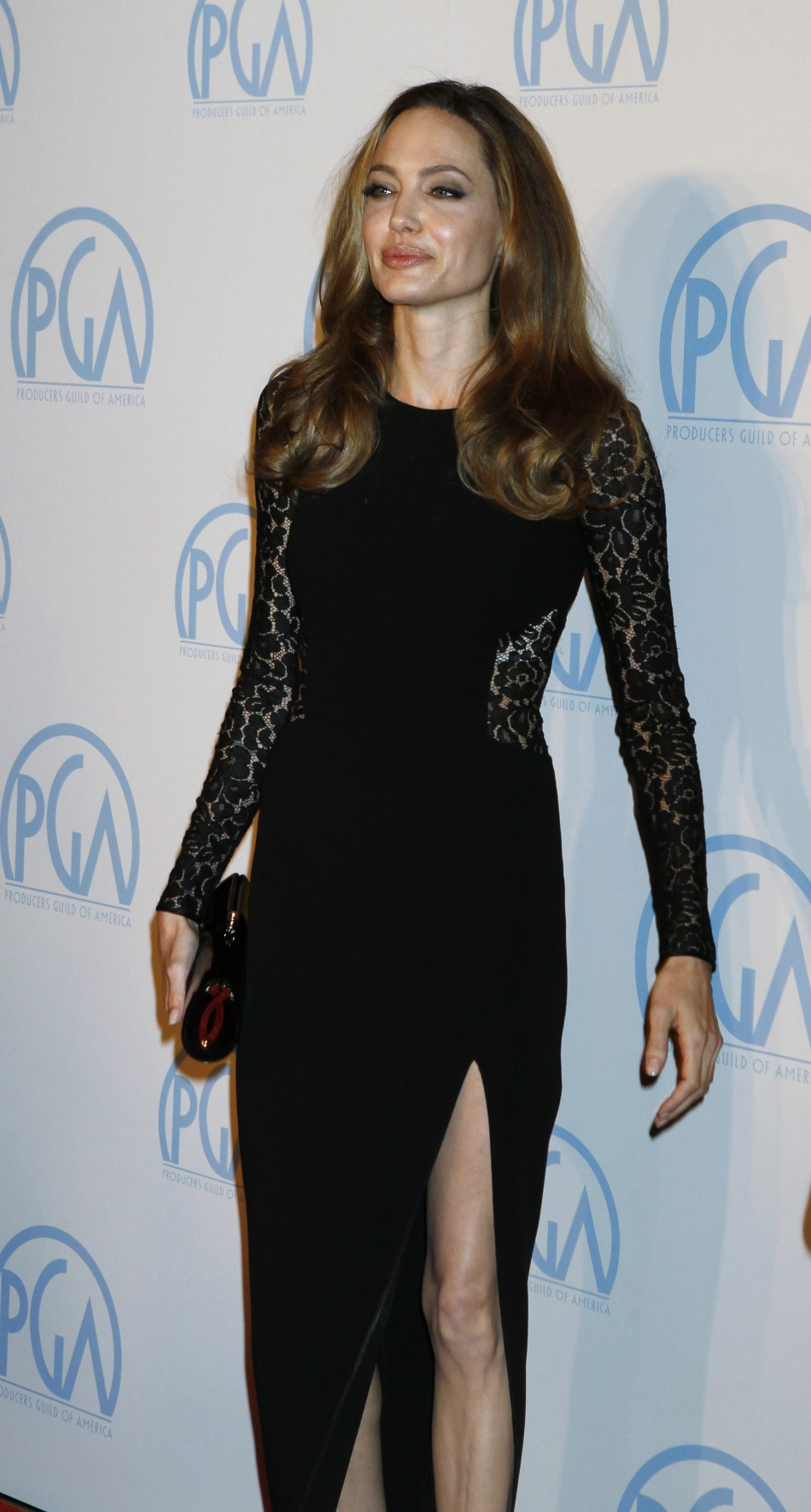 Angelina Jolie Red Carpet Poses