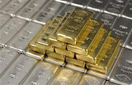 Gold firms with euro, stocks ahead of ECB financing