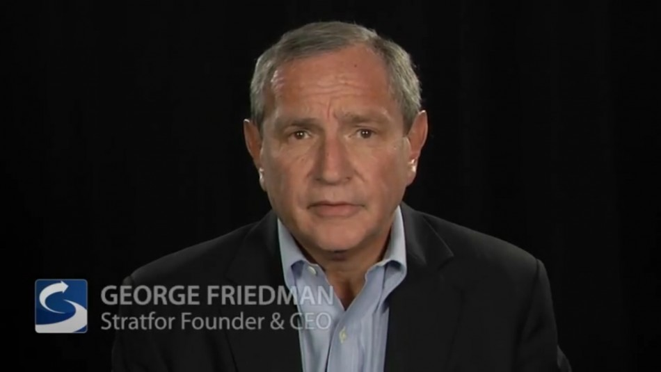 Stratfor CEO George Friedman