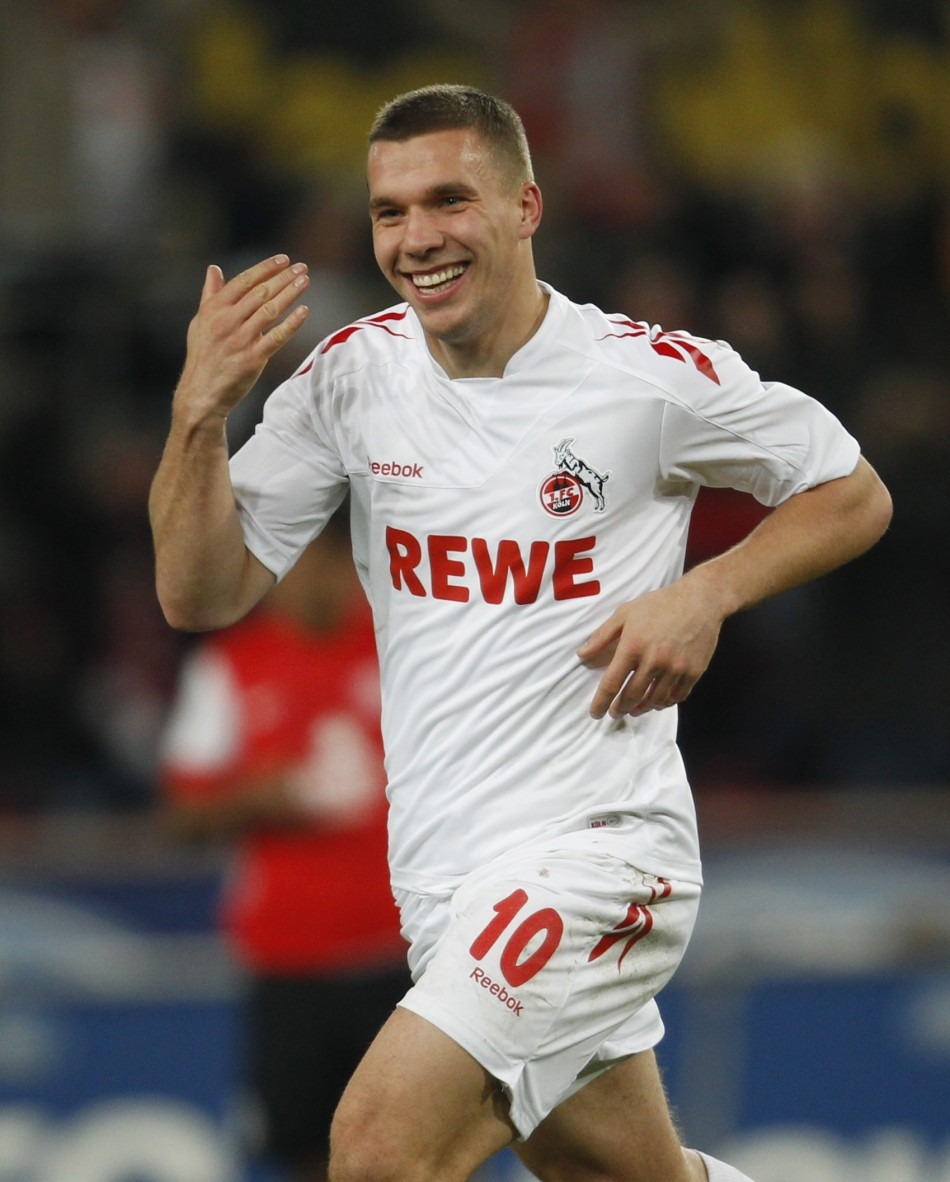 The latest Arsenal transfer news has Germany star Lukas Podolski agreeing a switch to the Gunners, according to reports in Germany.