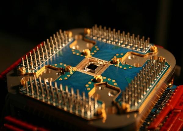 Quantum Optimisation Processor