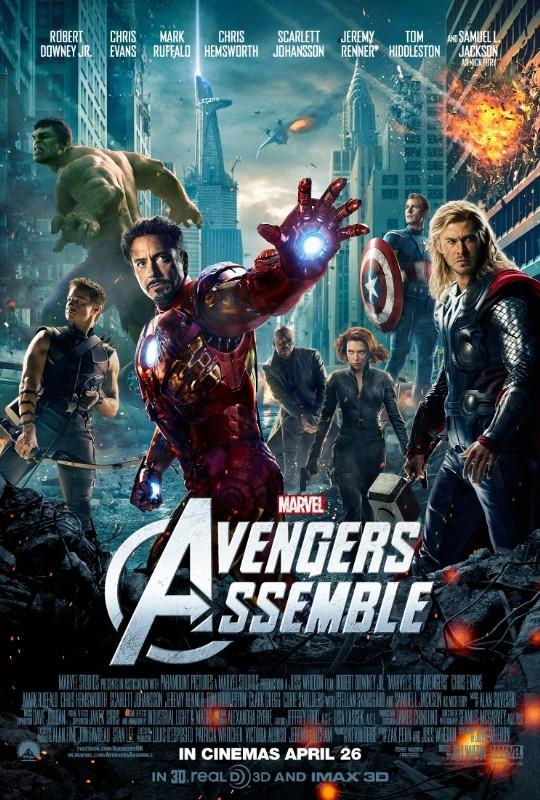 New trailer released for Marvel Avengers Assemble