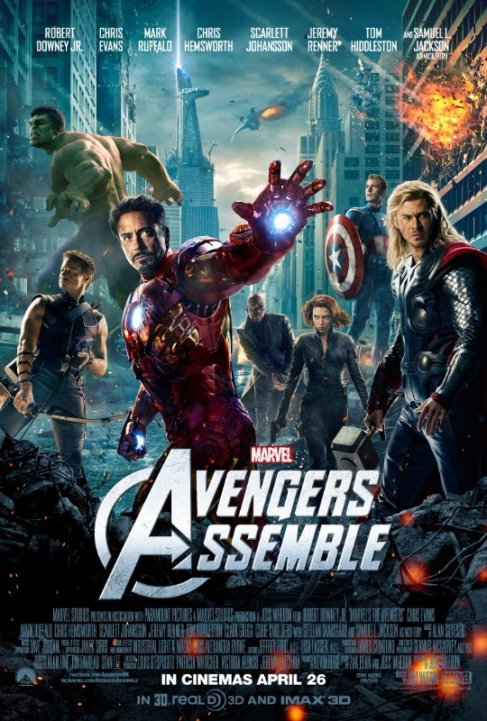New trailer released for Marvel Avengers Assemble