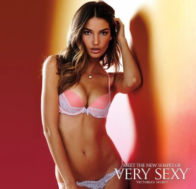 Victoria Secret Model pose for American Spring Campaign 2012