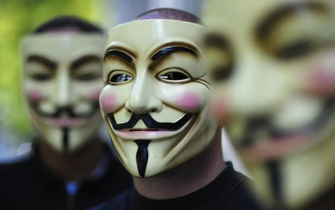 25 members of Anonymous collective were arrested by Interpol