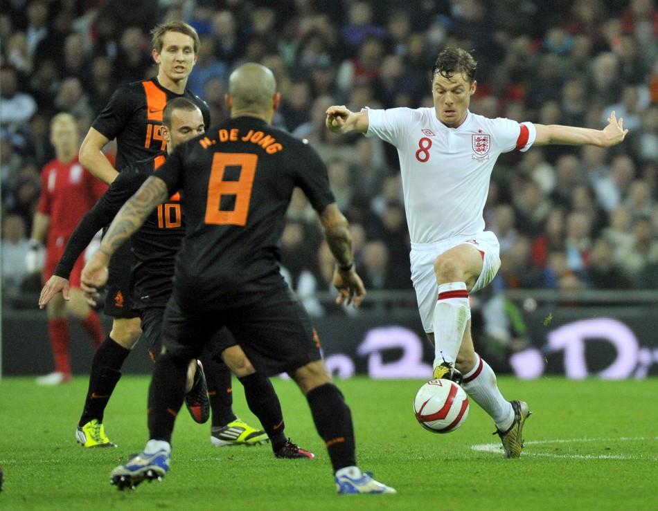 England vs Holland