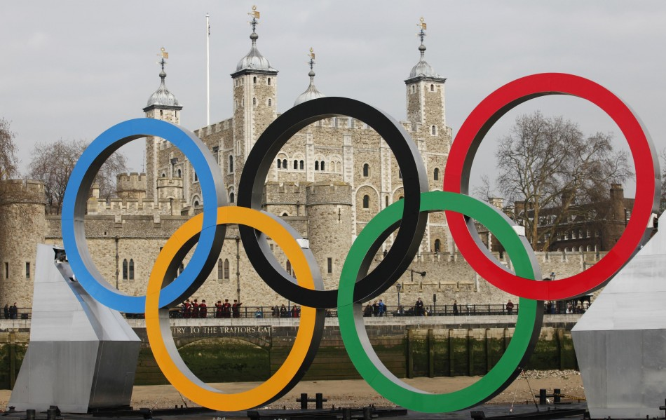 British Fashion Council Celebrates 2012 Olympics with Fashion and Art Collusion
