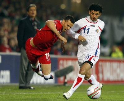 Wales vs Costa Rica