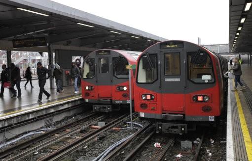 Britain London Underground