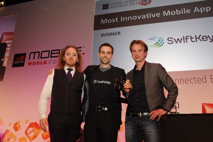 SwiftKey -- Most Innovative Mobile App